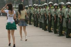 Vojáci a ženy