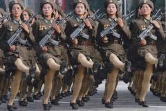 Ženy vojáci
